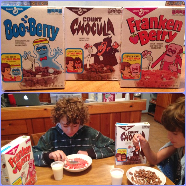 Monster Cereal